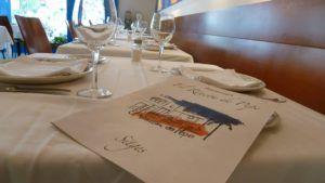 Cómo diseñar la carta de un restaurante