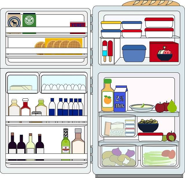 Cómo organizar la nevera de un restaurante