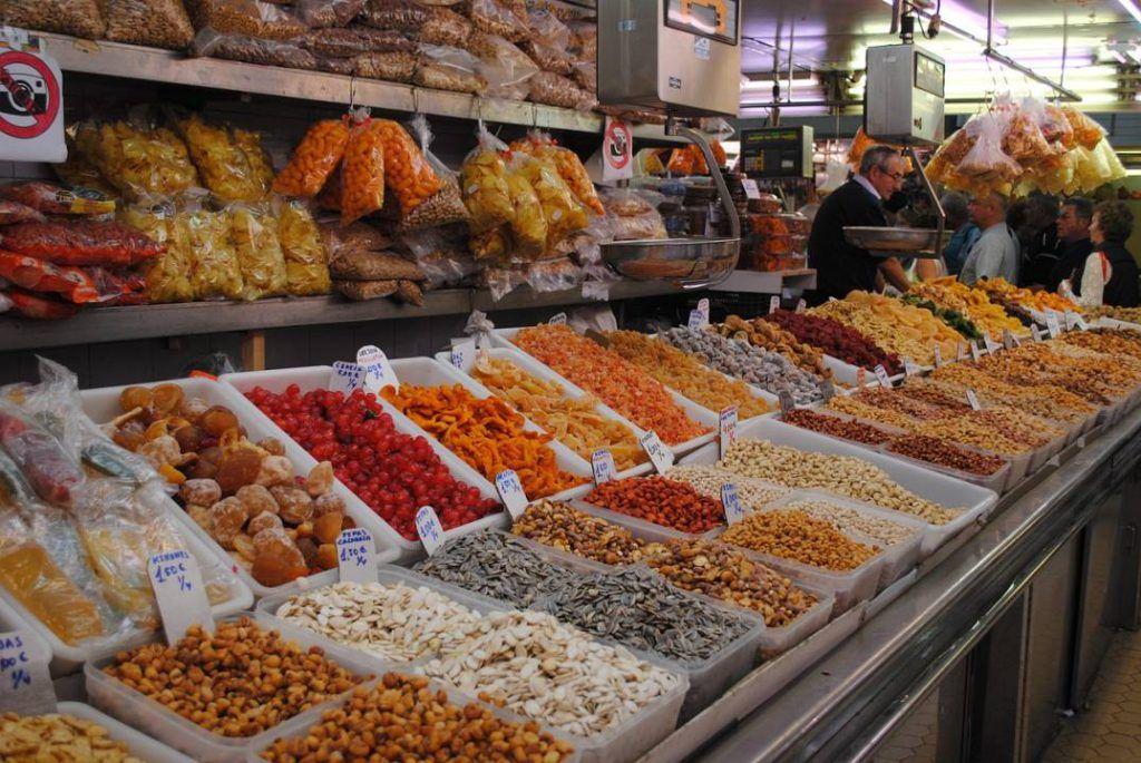 Gastromercados en España