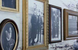 Decoración con fotografías en hostelería