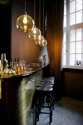 decoración de bares pequeños de forma original