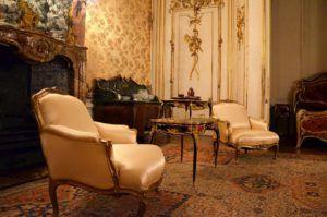 Mobiliario estilo barroco hostelería