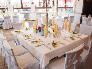Decoracion de mesas para restaurantes