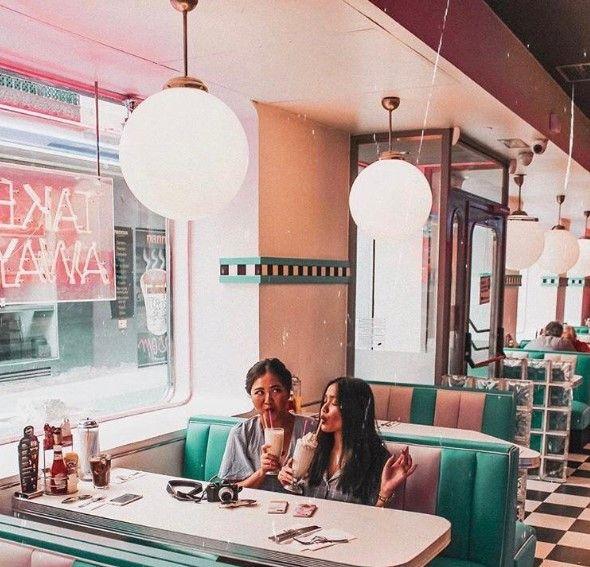 Diseño restaurante estilo americano Tommy Mels