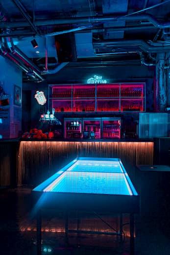 bares con decoración innovadora