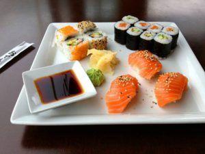 Decoración restaurantes asiáticos