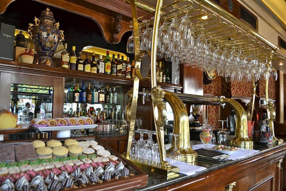 Ideas decoración de pastelerías con estilo vintage