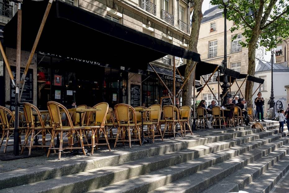 legislación terraza bar Barcelona
