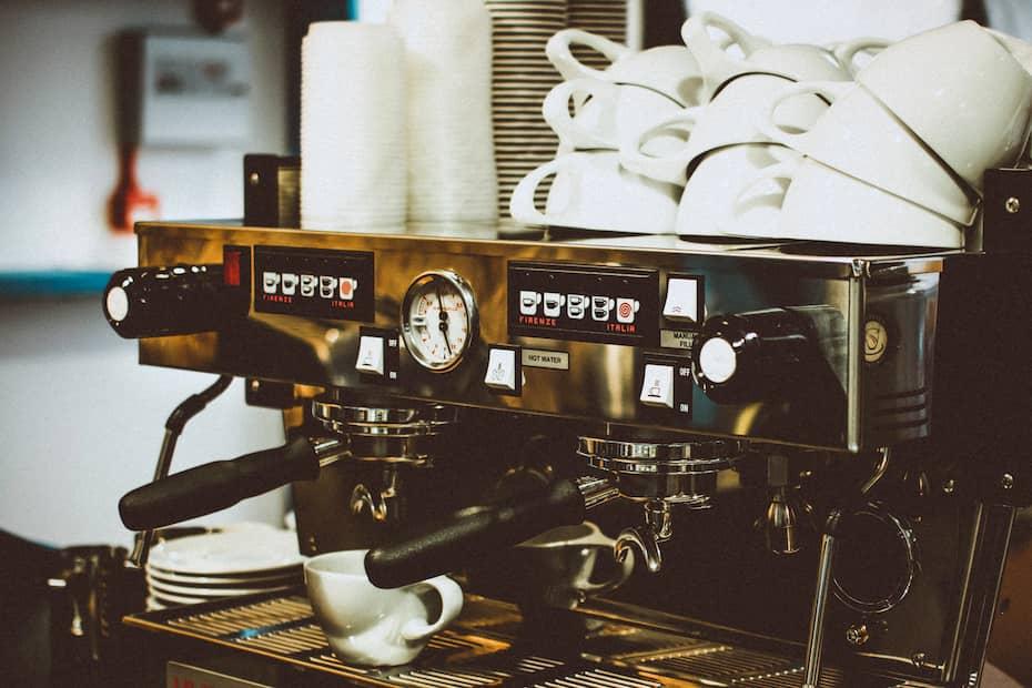 Decoración de cafeterías