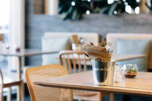 Decoración de restaurantes pequeños