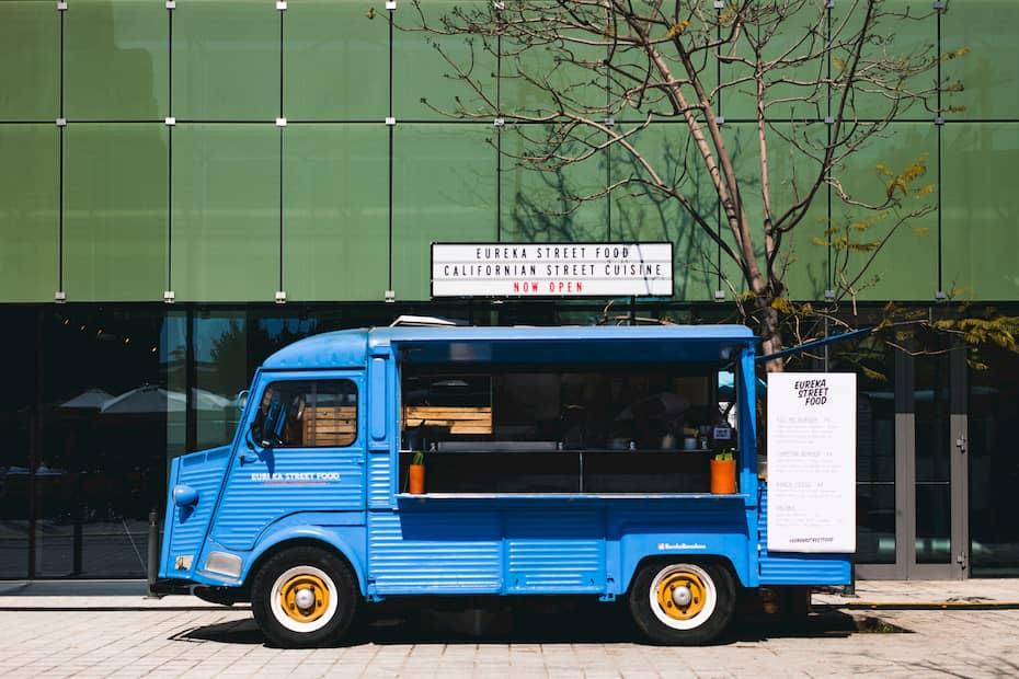 Food truck de España Eureka
