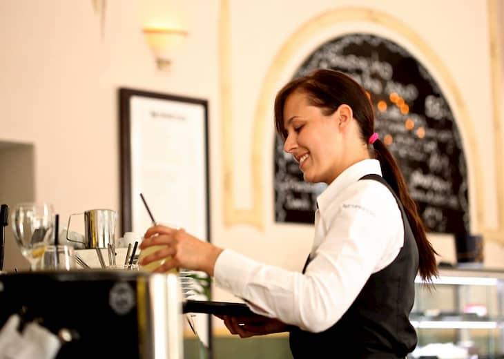 normas para personal restaurante