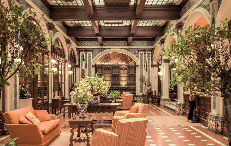 Claves para el diseño de lujo en hoteles