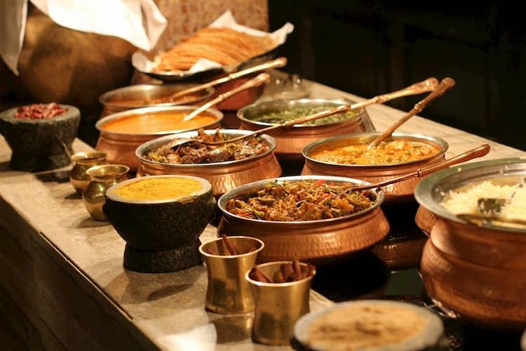 Restaurantes tipo buffet