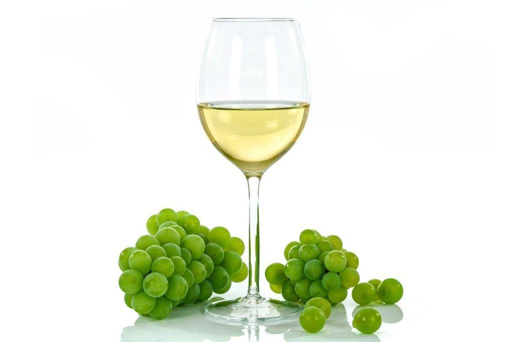 Copa de vino blanco - Tipos de copas