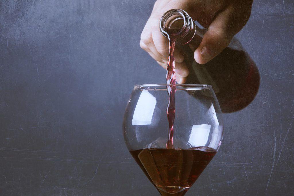 Copa de vino tinto - Tipos de copas