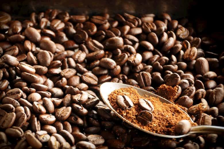 Variedades y tipos de granos de café para hostelería