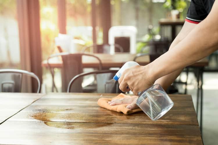 Consejos del plan de limpieza y desinfección en hostelería