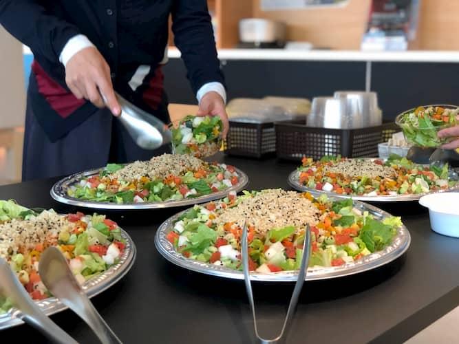 Montar un restaurante tipo buffet libre
