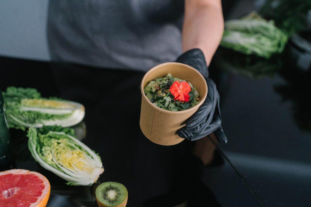 Take Away, un modelo ed comida para llevar para todo tipo de restaurantes.
